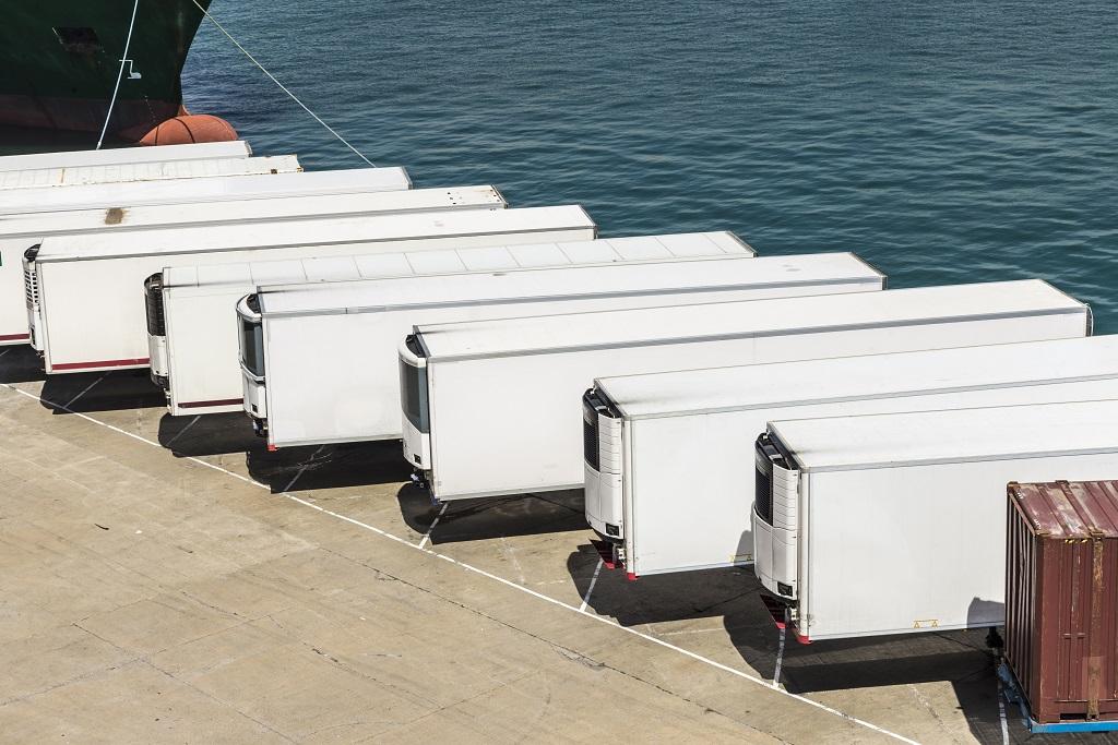 Puertas container Refeer