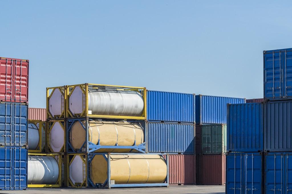 Tipos de contenedores, cisterna